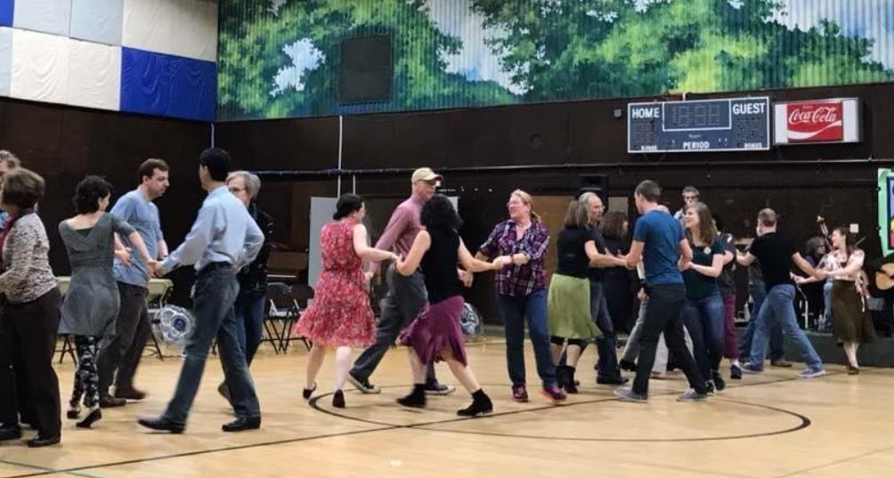 Contra Dancing - Friends Of Old Time Music And Dance