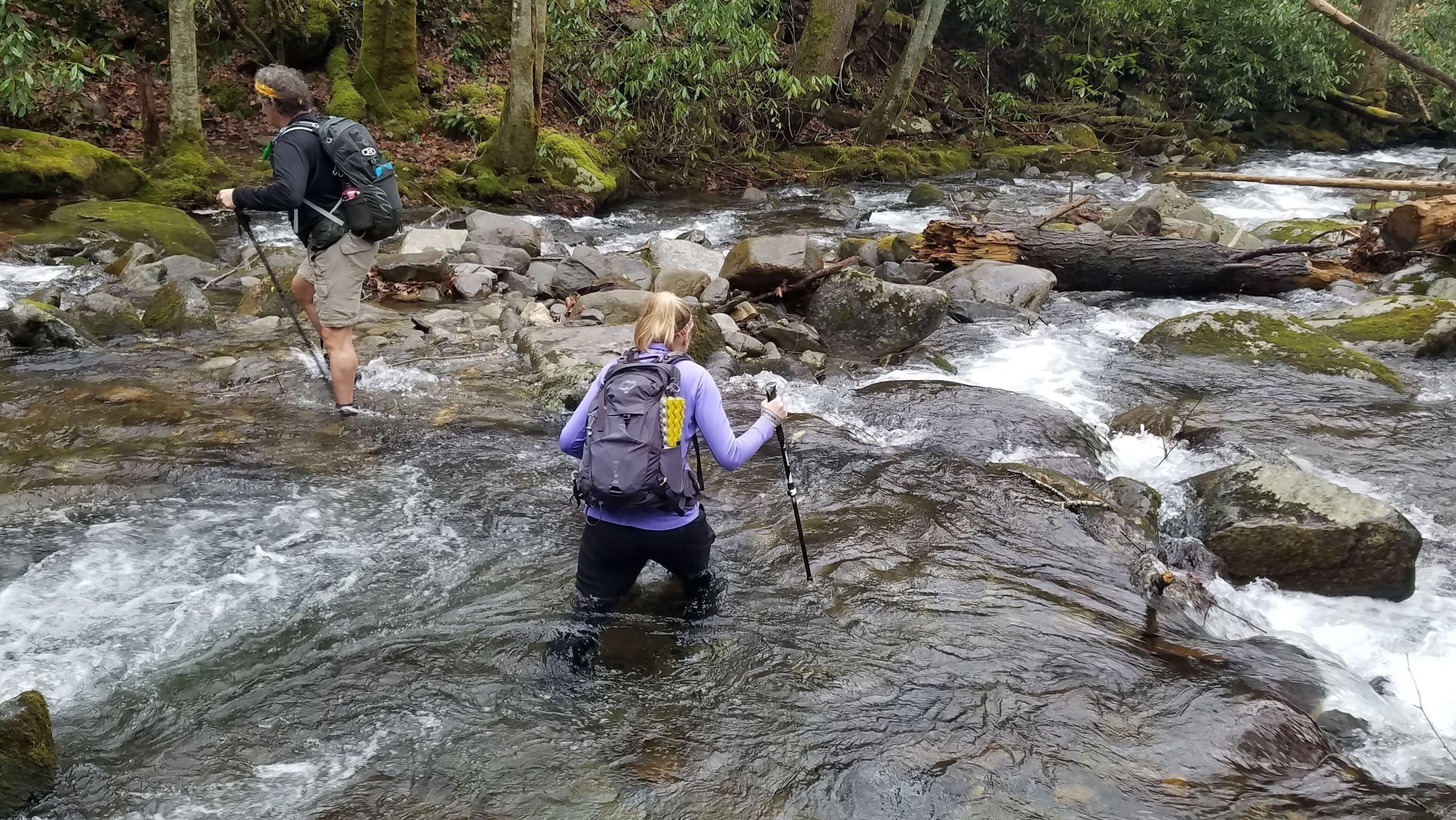 Great Smokies Hiking & Adventure Group