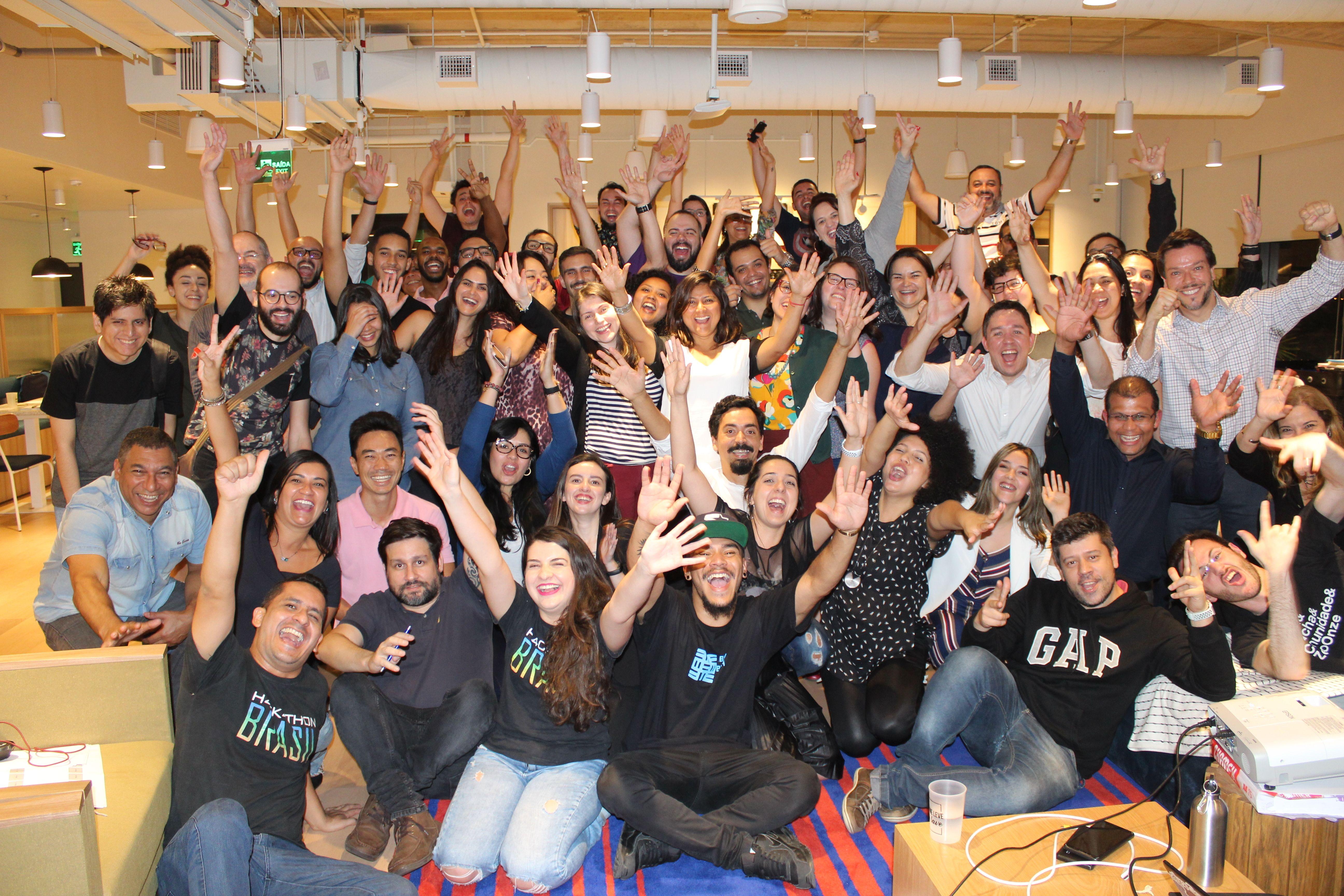 Grupo Social Impact - Comunidade Hackathon Brasil