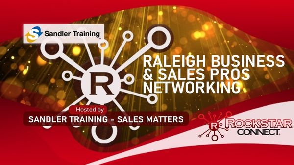 Raleigh Business & Sales Pros Rockstar Connect Networking