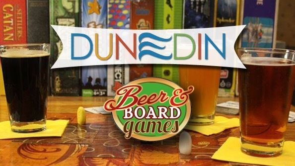 Drunk'n Meeples the Social Table Top (Board) Gamers