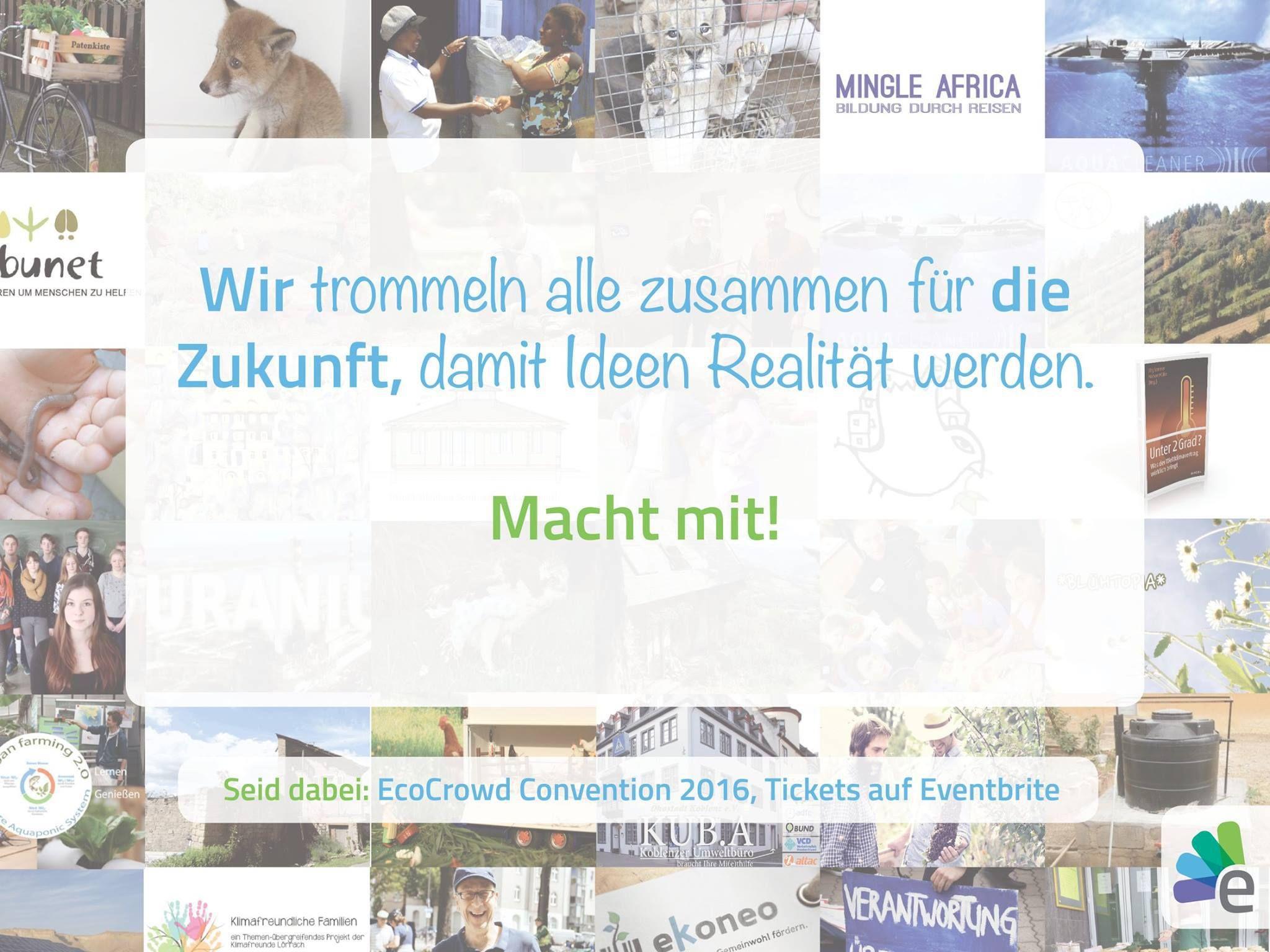 EcoCrowd – Crowdfunding für Nachhaltigkeit (Berlin)