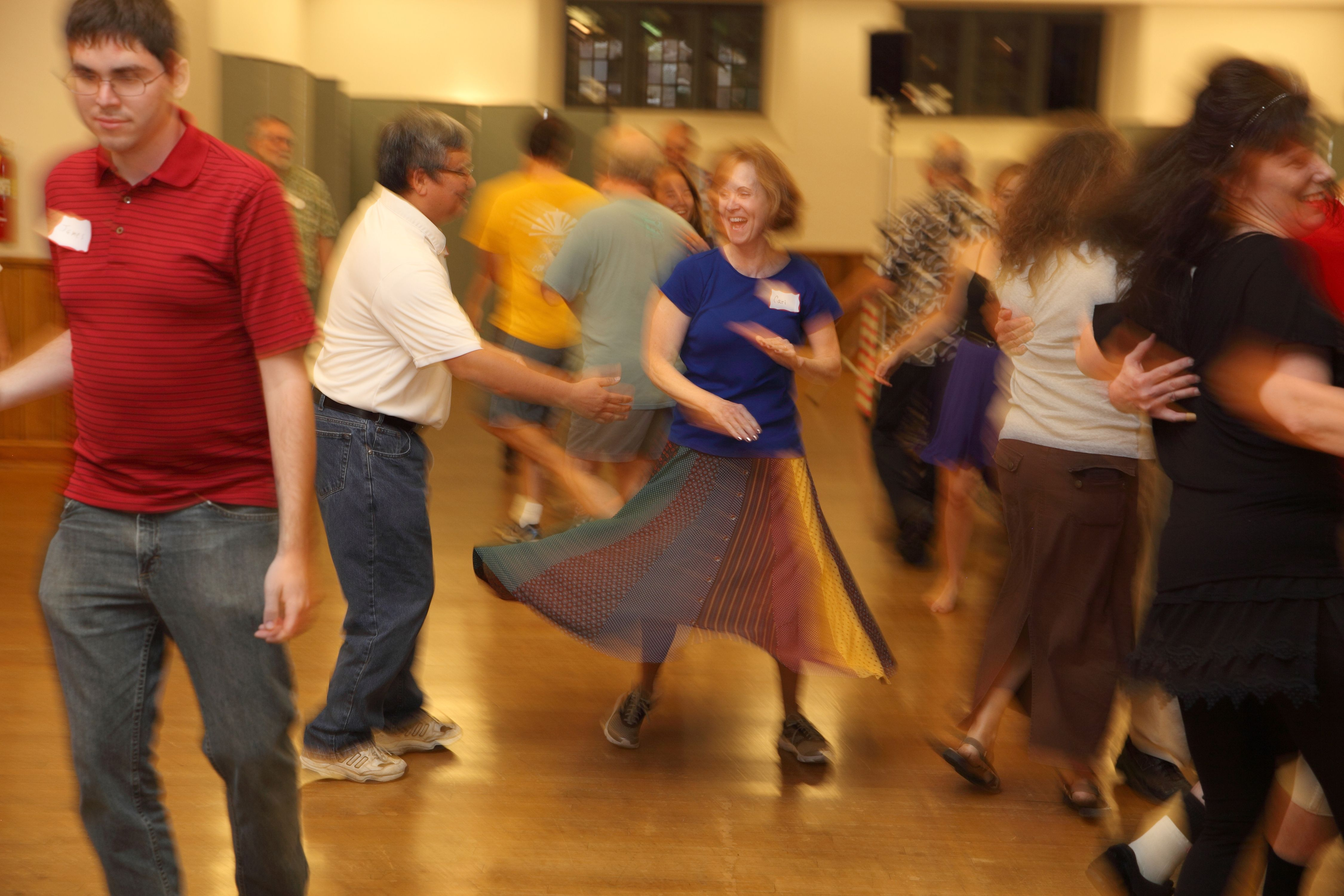 Big Scioty Contra Dance - downtown Columbus - all welcome!