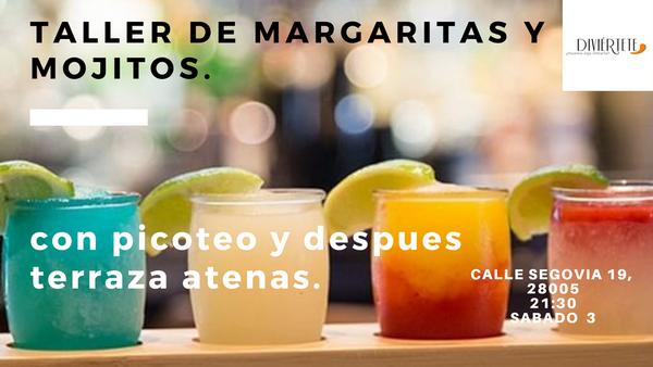 Cata De Mojitos Margaritas Picoteo Y Terraza Atenas Meetup