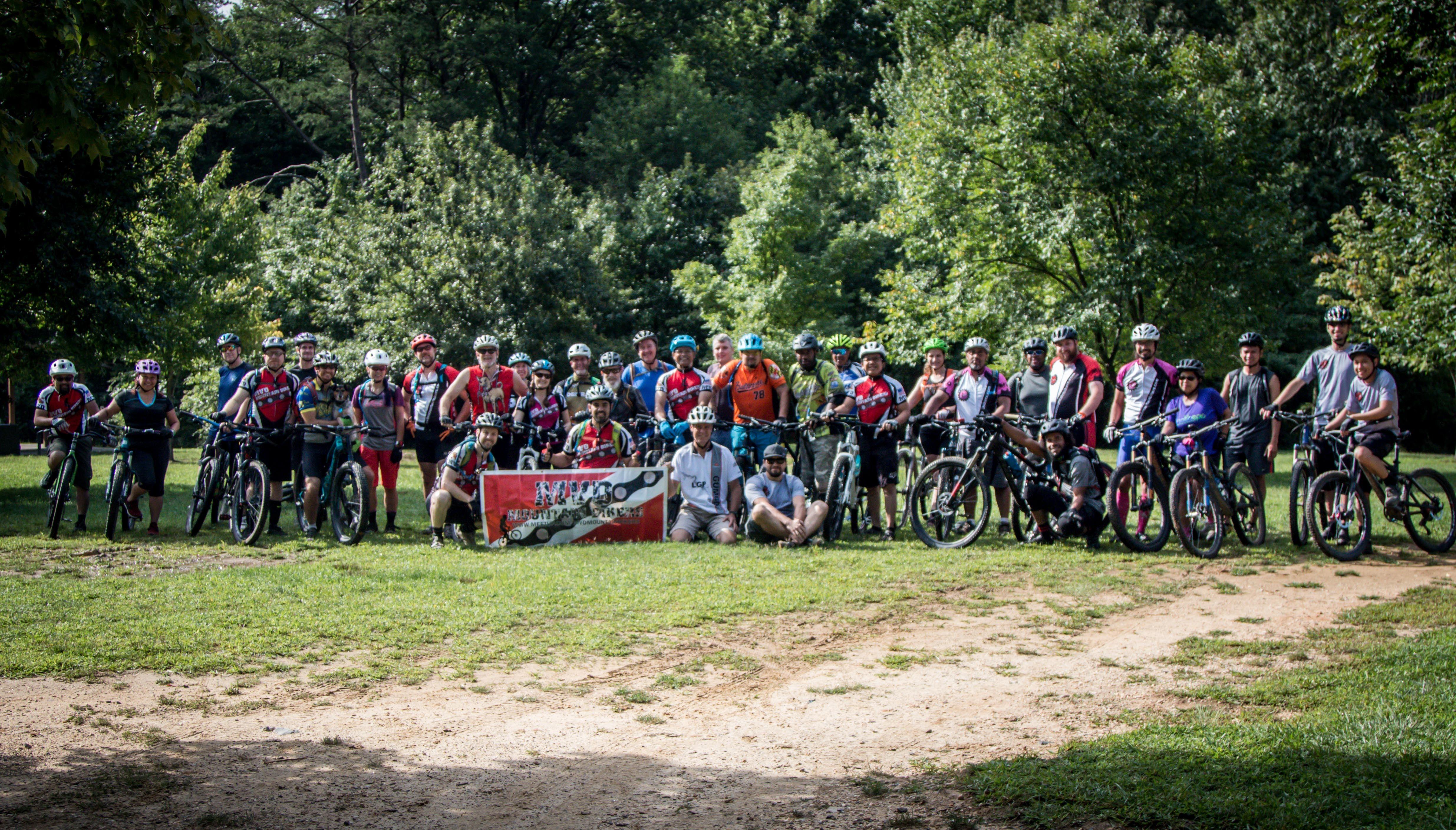 MVD Mountain Bikers