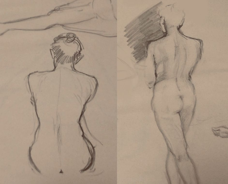 New Westminster Life Drawing Thursday Night Meetup