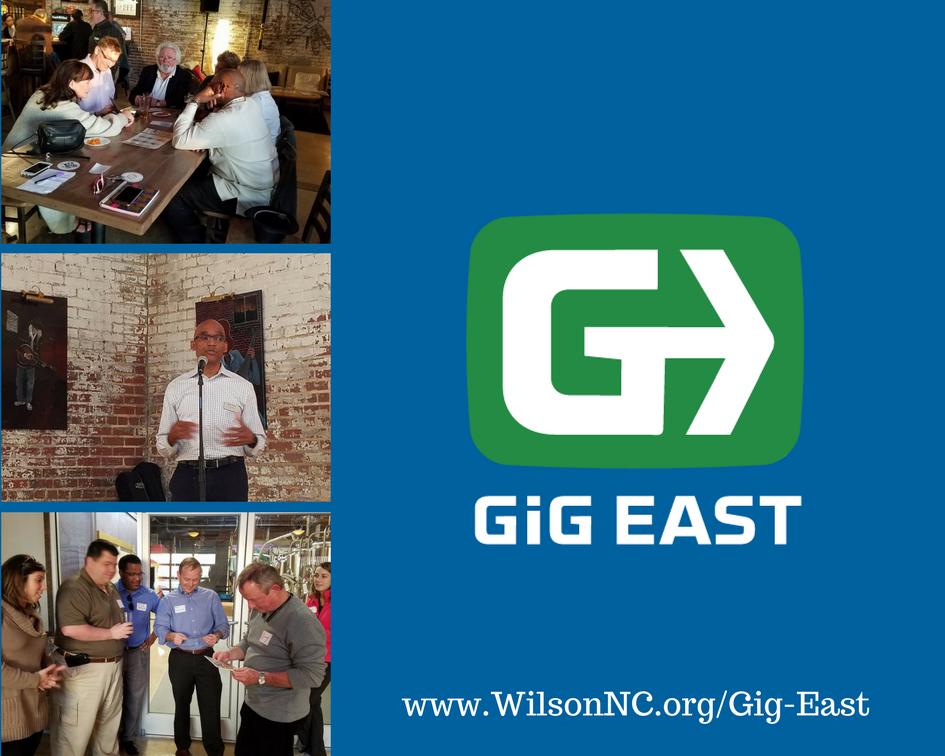 Gig East Wilson