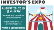 Photo for 8/20 - SJREIA Real Estate Investors EXPO - FREE FOR ALL!  Cherry Hill, 6pm August 20 2019