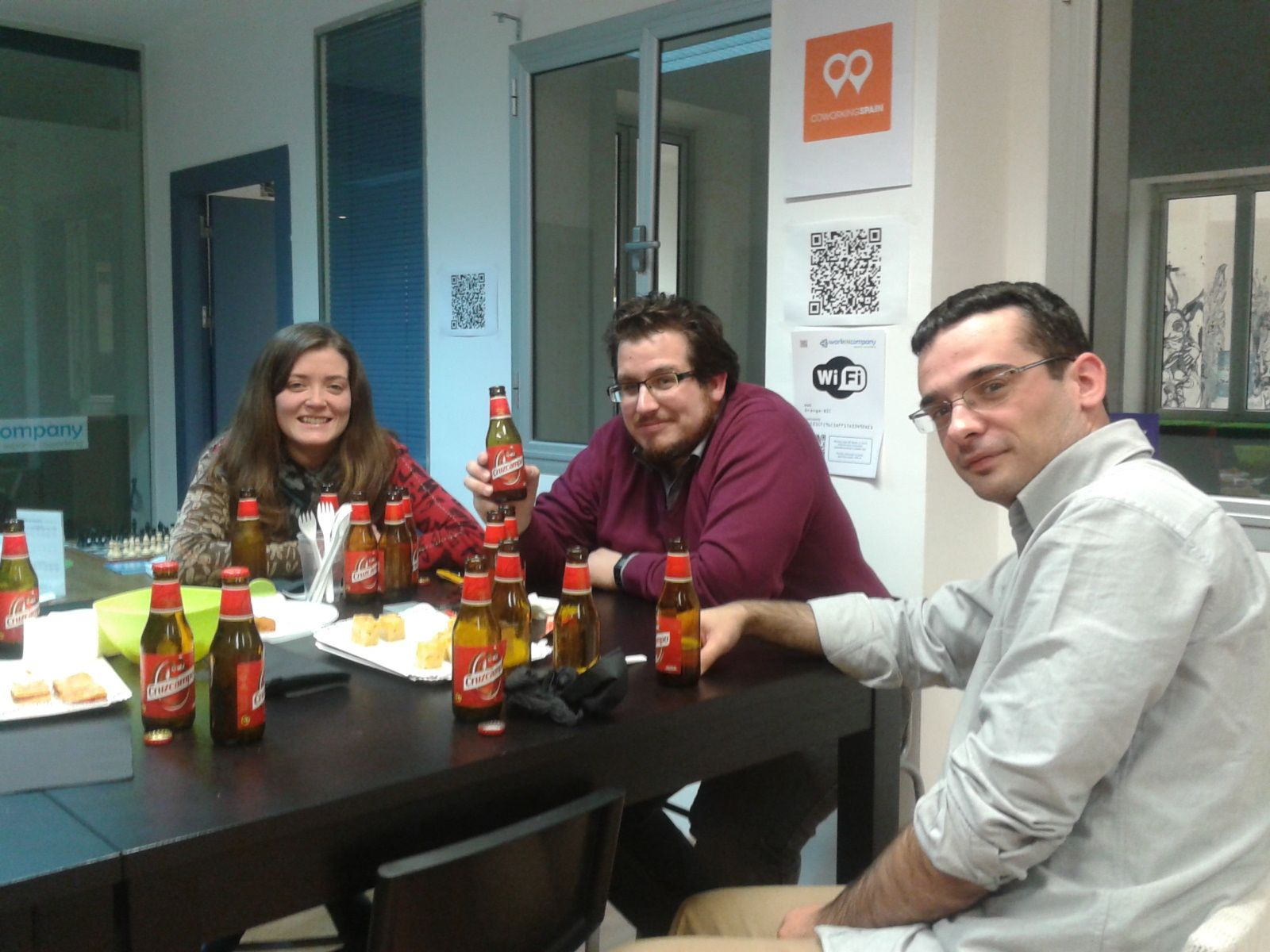 Intercambio de idiomas Sevilla :: chatINcompany