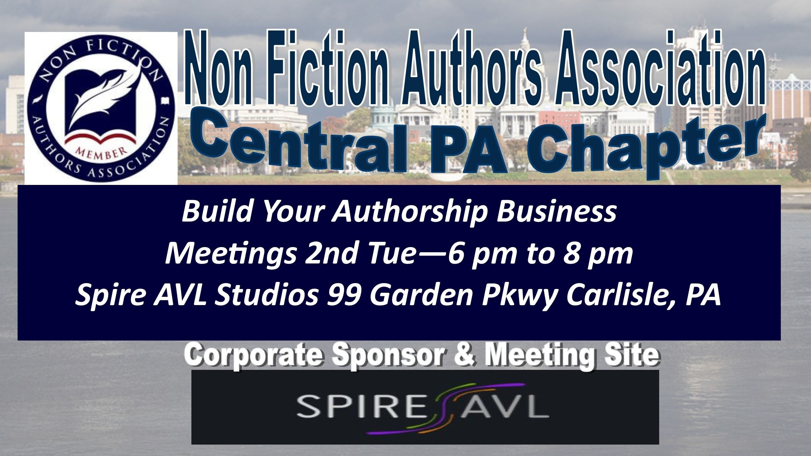 Pennsylvania Chapter – Nonfiction Authors Association
