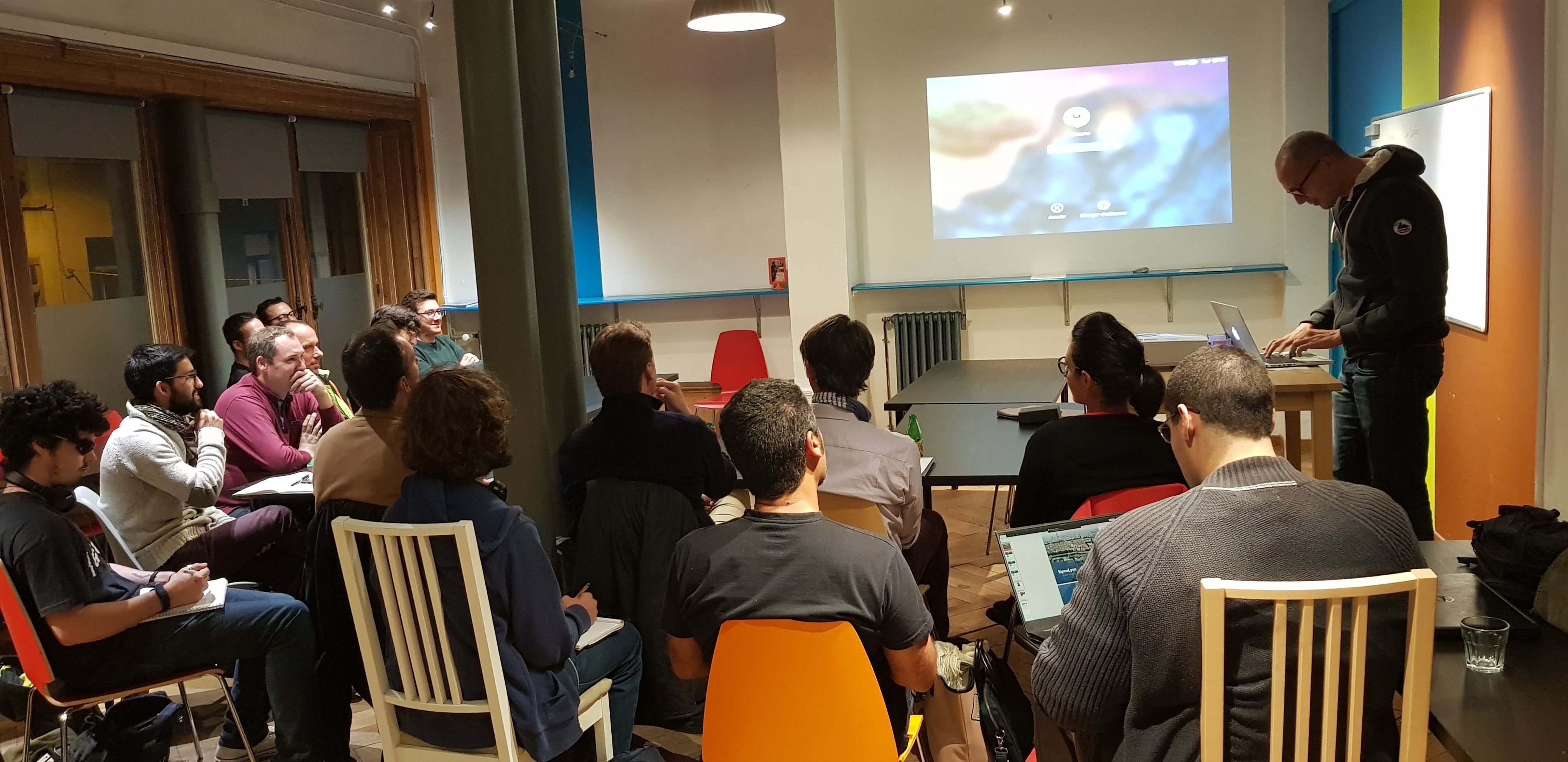 Chatbots & Voice Assistants Lyon