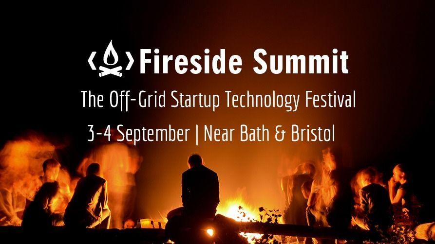 Fireside Summit: off-grid startup tech festival near Bath