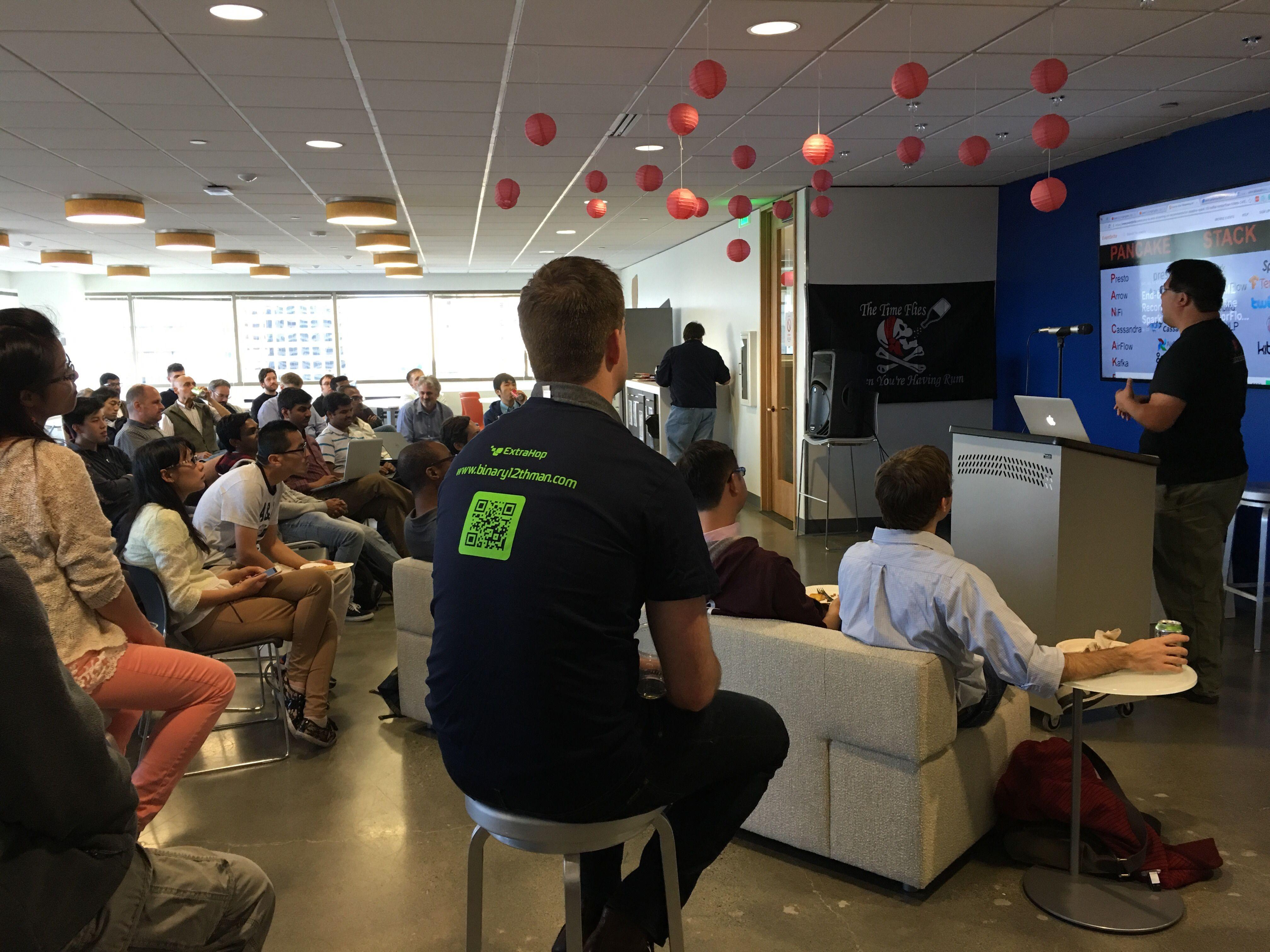 Seattle Spark+AI Meetup