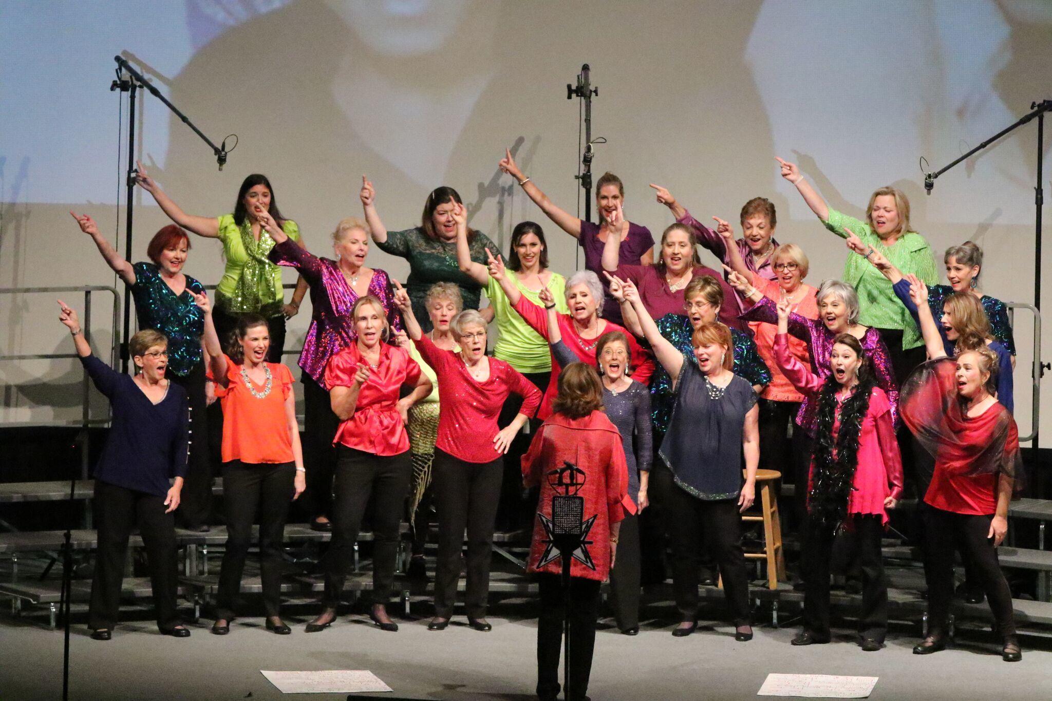 Sing with the RiverOaks Chorus!