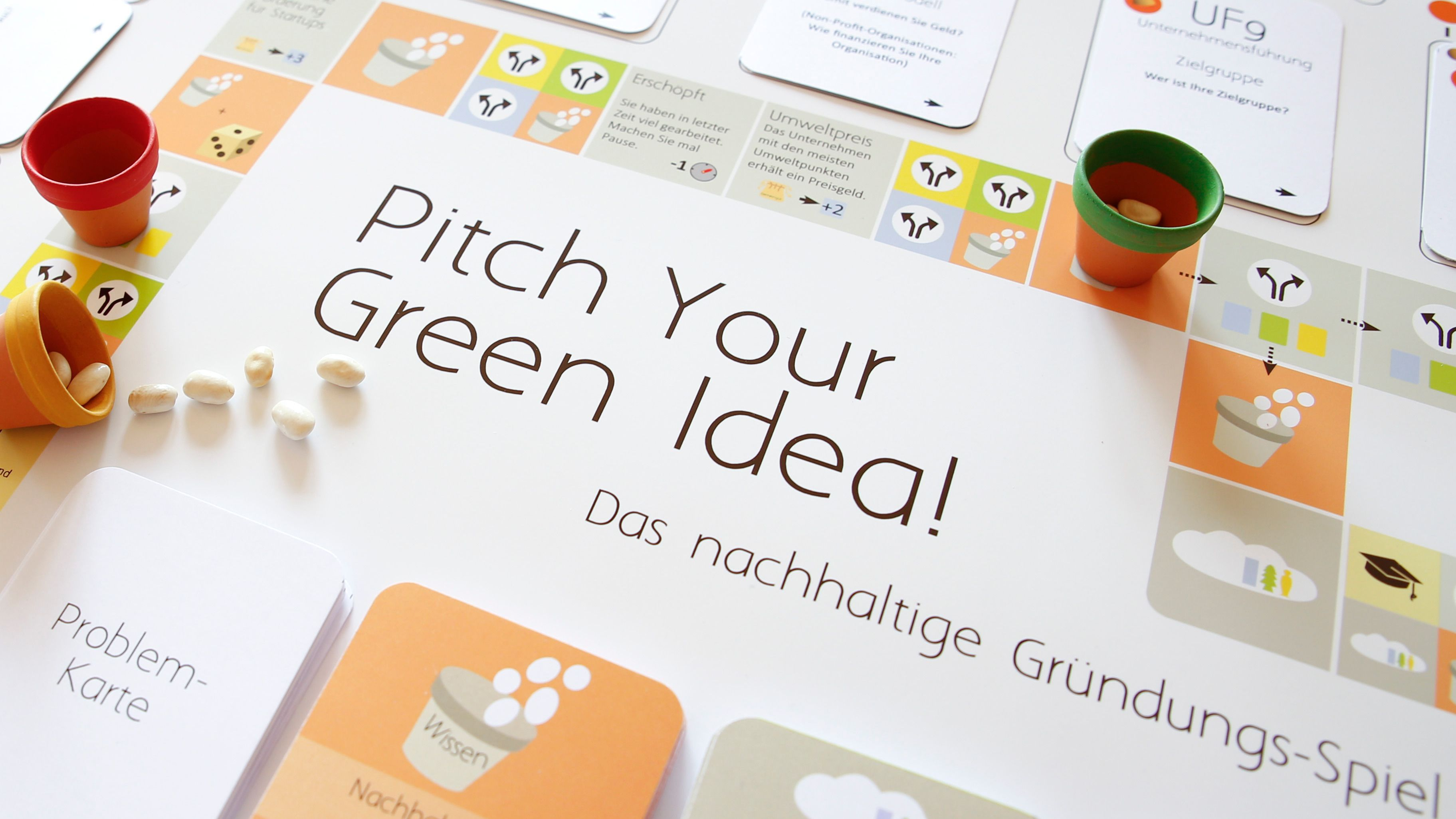F-Impact: Special edition: Play and pitch your green idea!