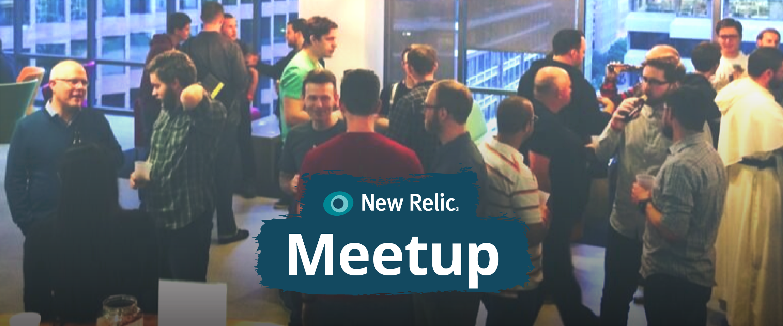 New Relic Meetup Group, EMEA