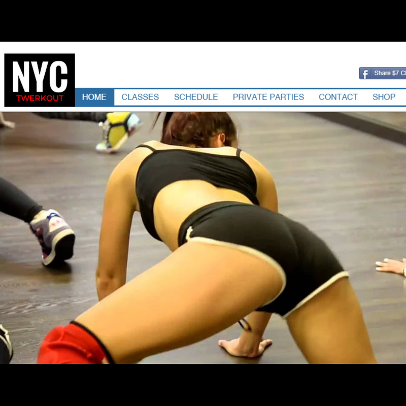 NYC TWERKOUT FITNESS
