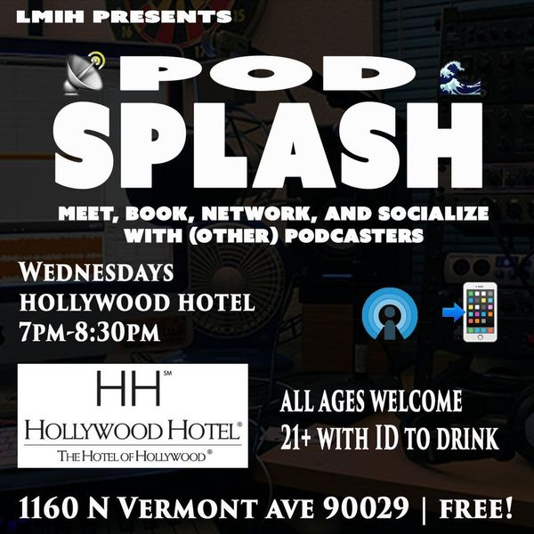 Podcast Networking Mixer + Live Music (Comedy Show After) - Voice-Over Talents, Actors, and Singers (Los Angeles, CA)- MeetupVoice-Over Talents, Actors, and Singers - 웹