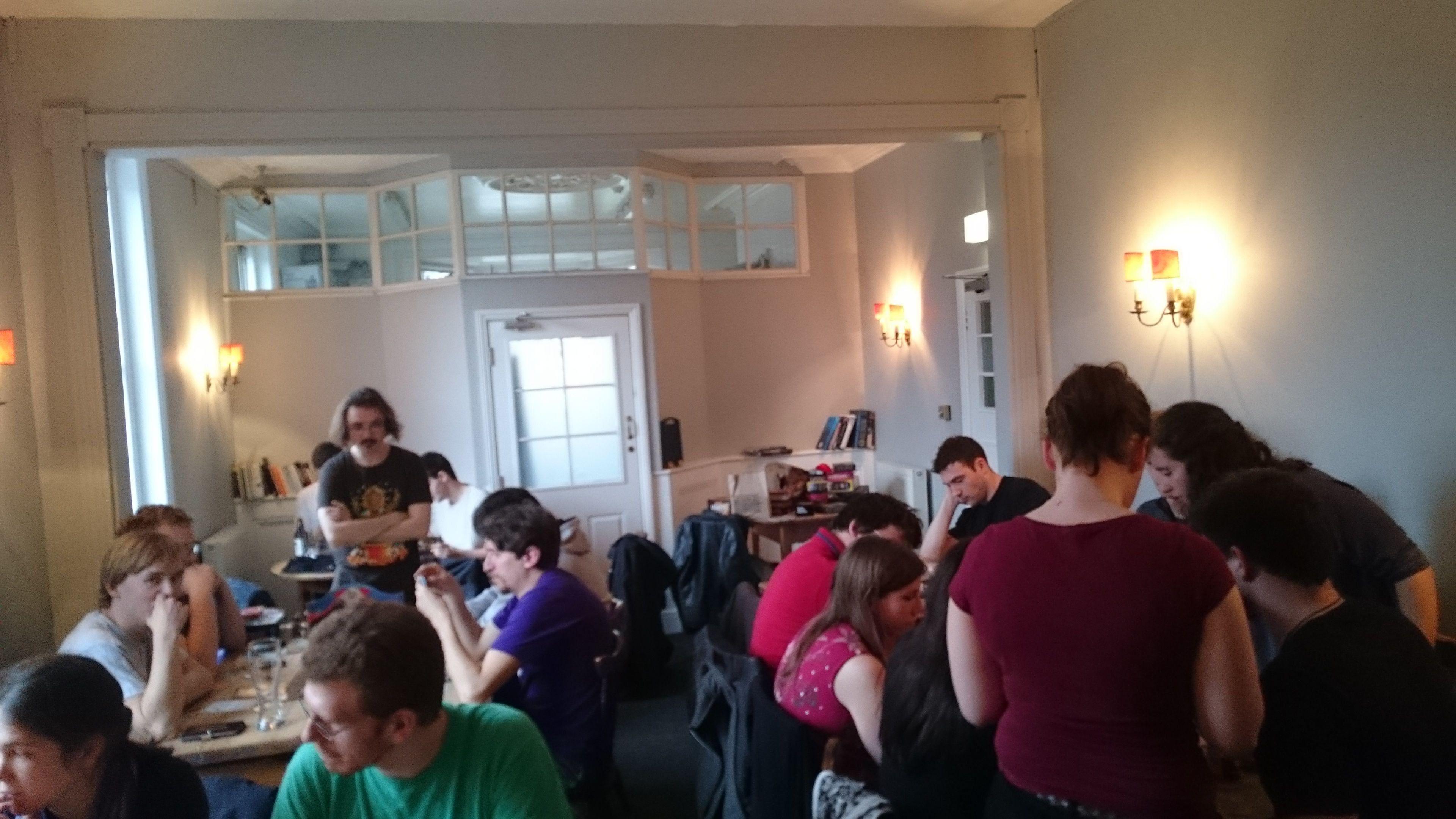 Cambridge Gaming Collective