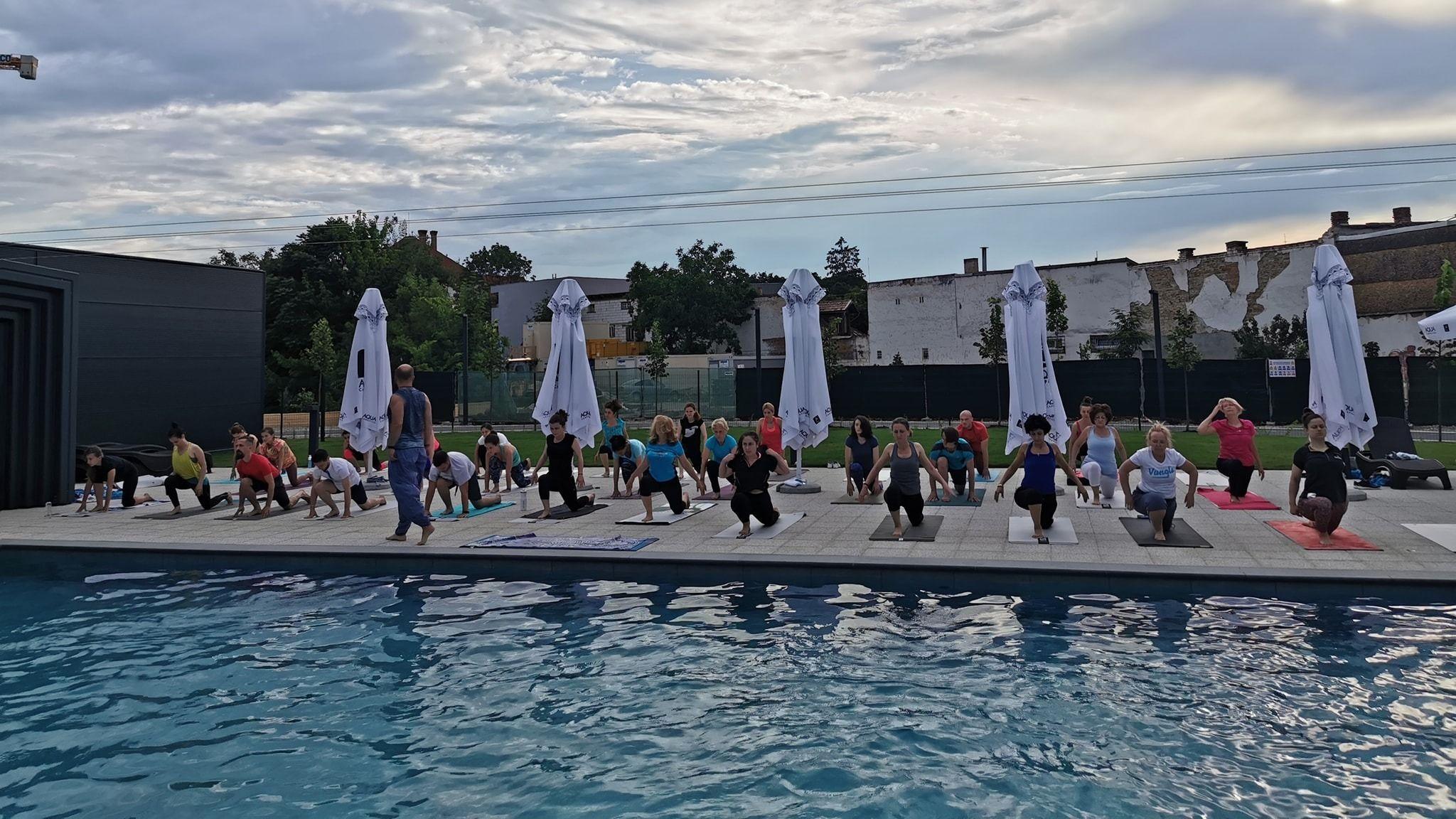 Yoga Cluj - Clase, Workshop, Asana, Pranayama
