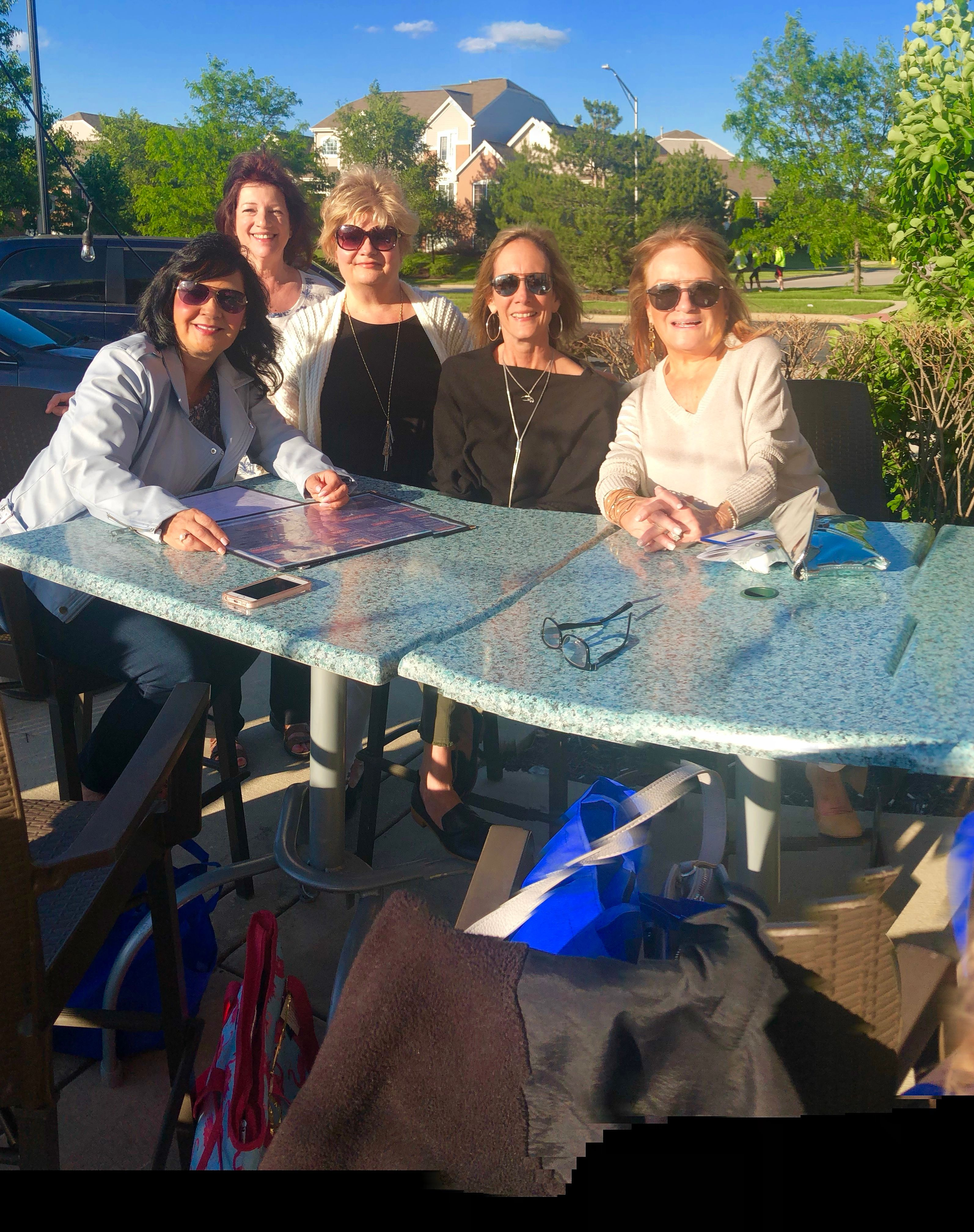 Photos - Orland Park Women Over 50 Meetup Group (Downers