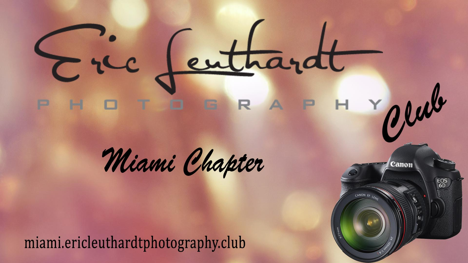 Eric Leuthardt Photography Club - Miami