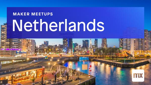 Mendix Maker Meetup Netherlands