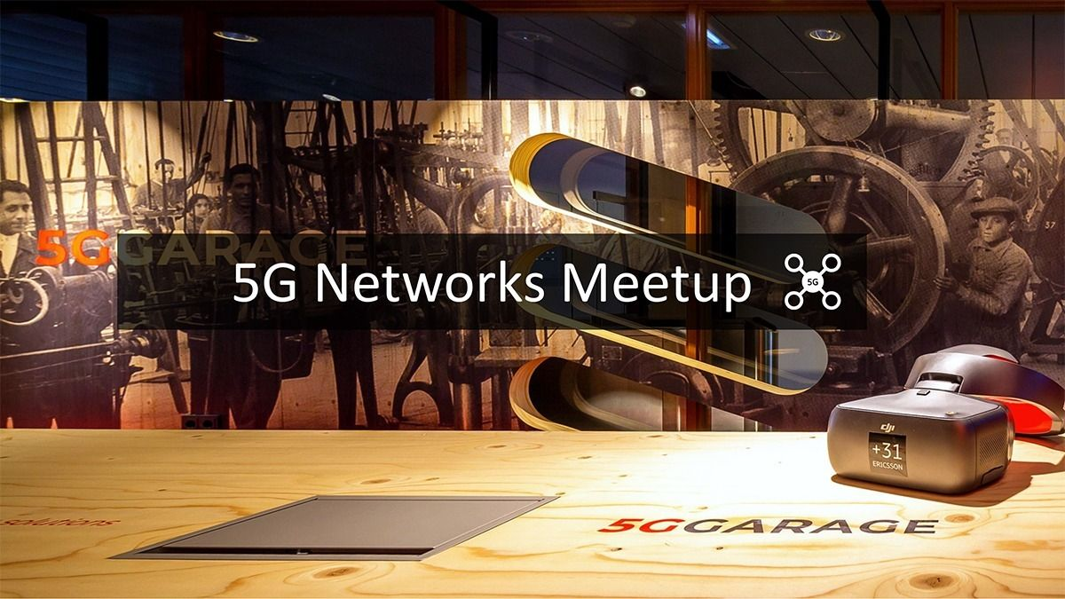 5G Networks Meetup Group