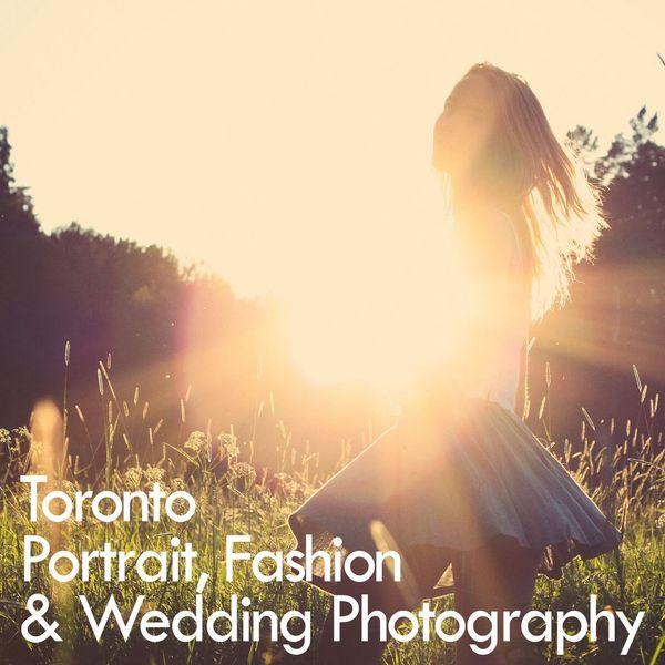 Toronto Portrait, Fashion & Wedding Photography