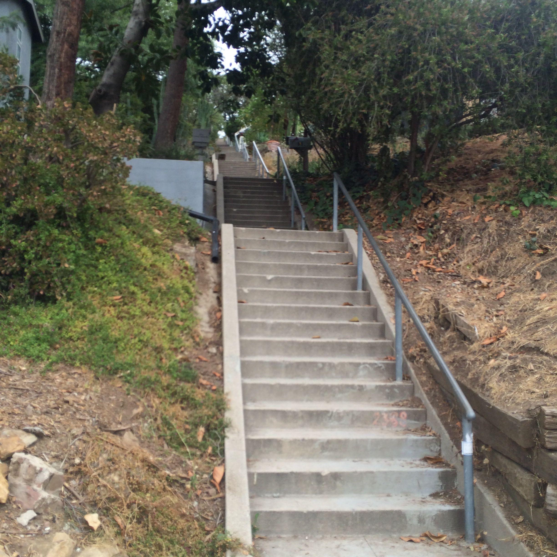Stairclimbers of LA
