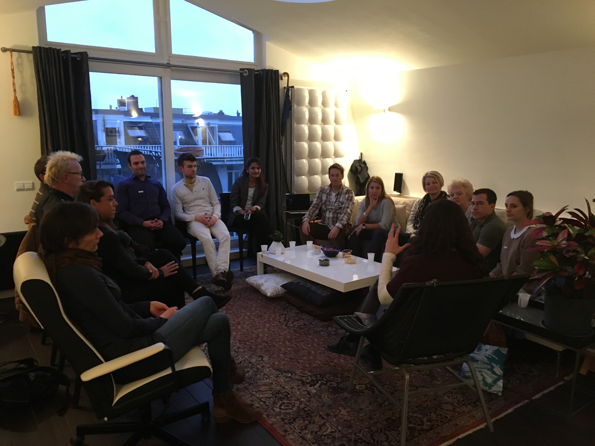 The Amsterdam Law of Attraction Meetup Group