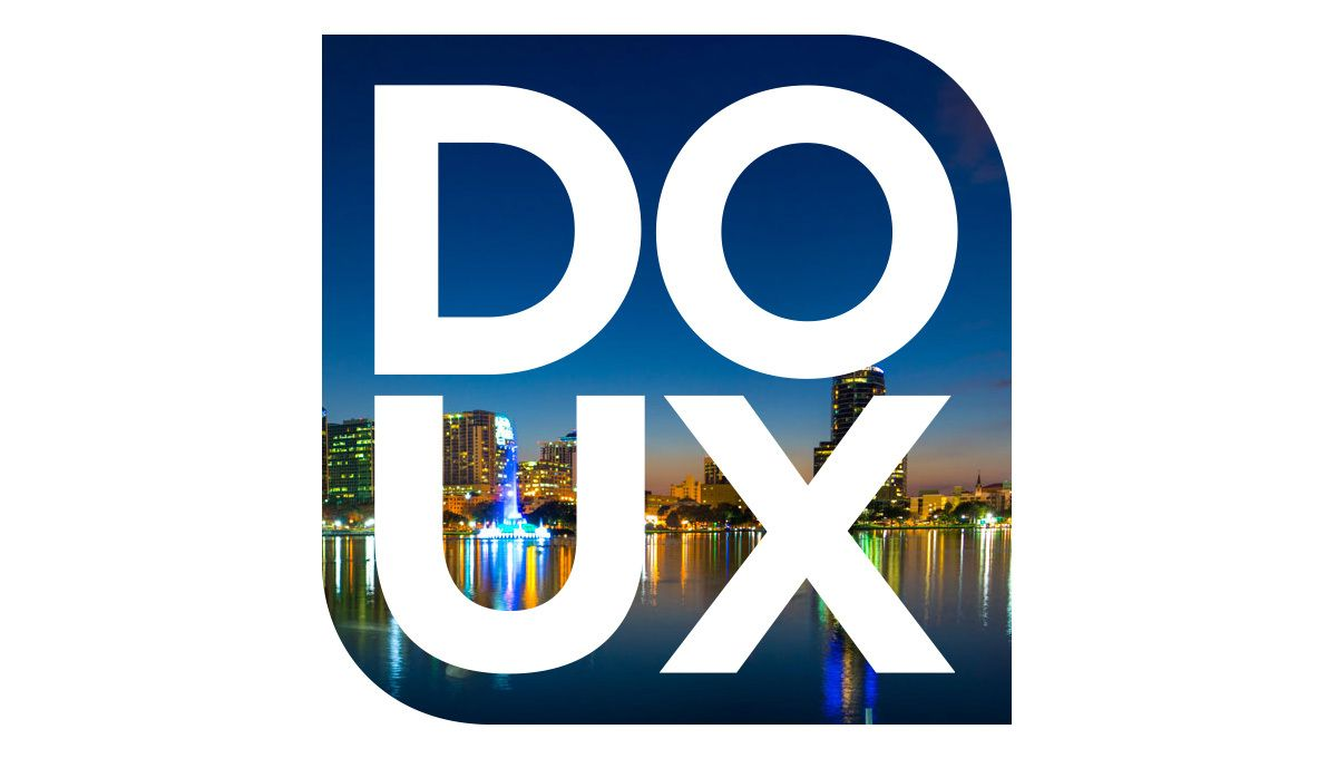 DOUX — Downtown Orlando UX Meetup