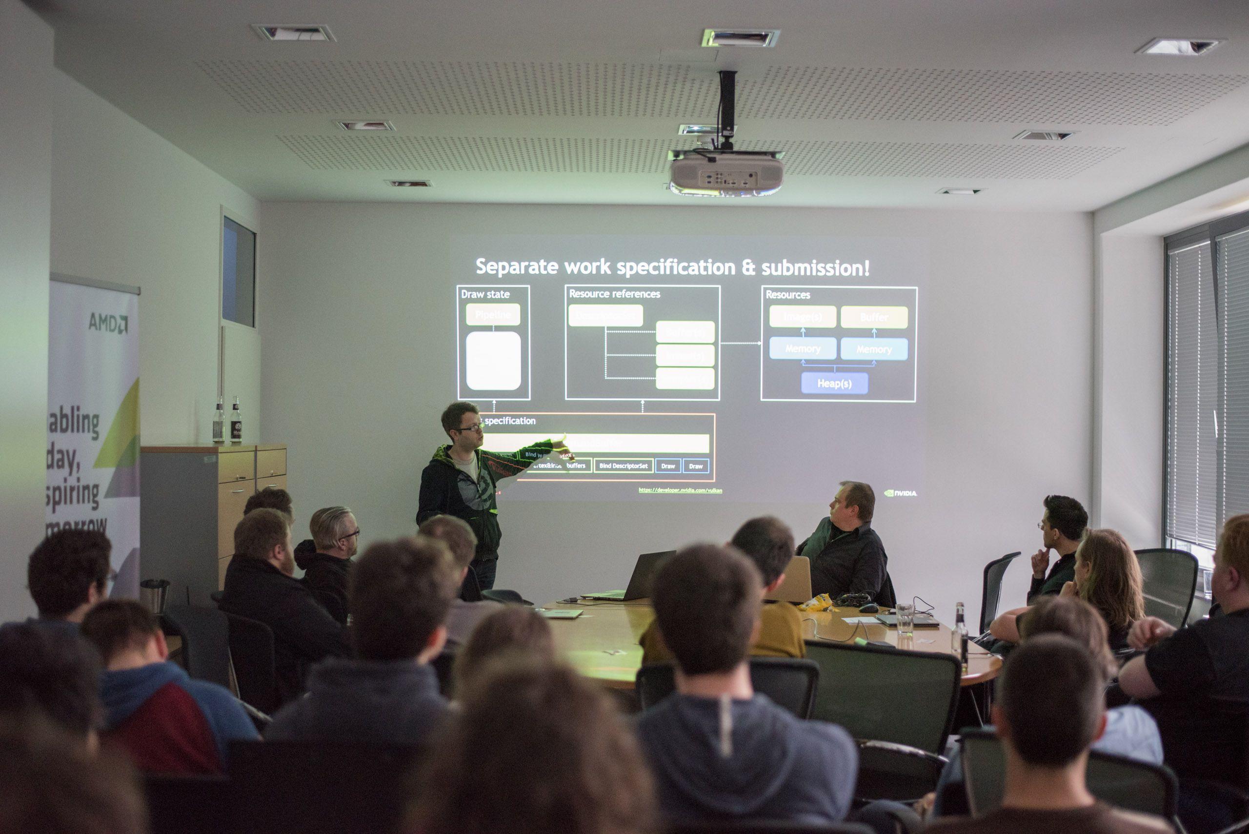 Khronos Munich Meetup