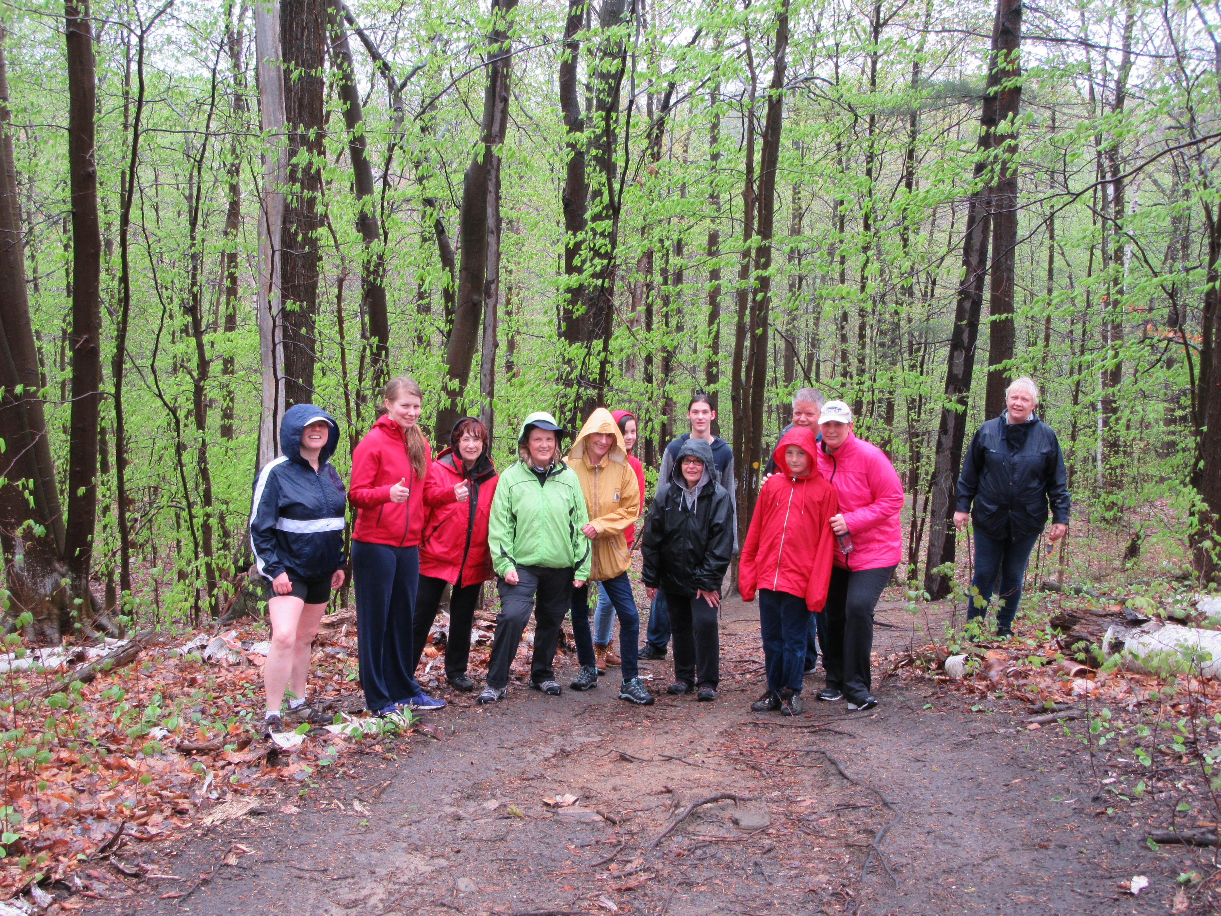 Barrie Walking, Hiking & Fitness