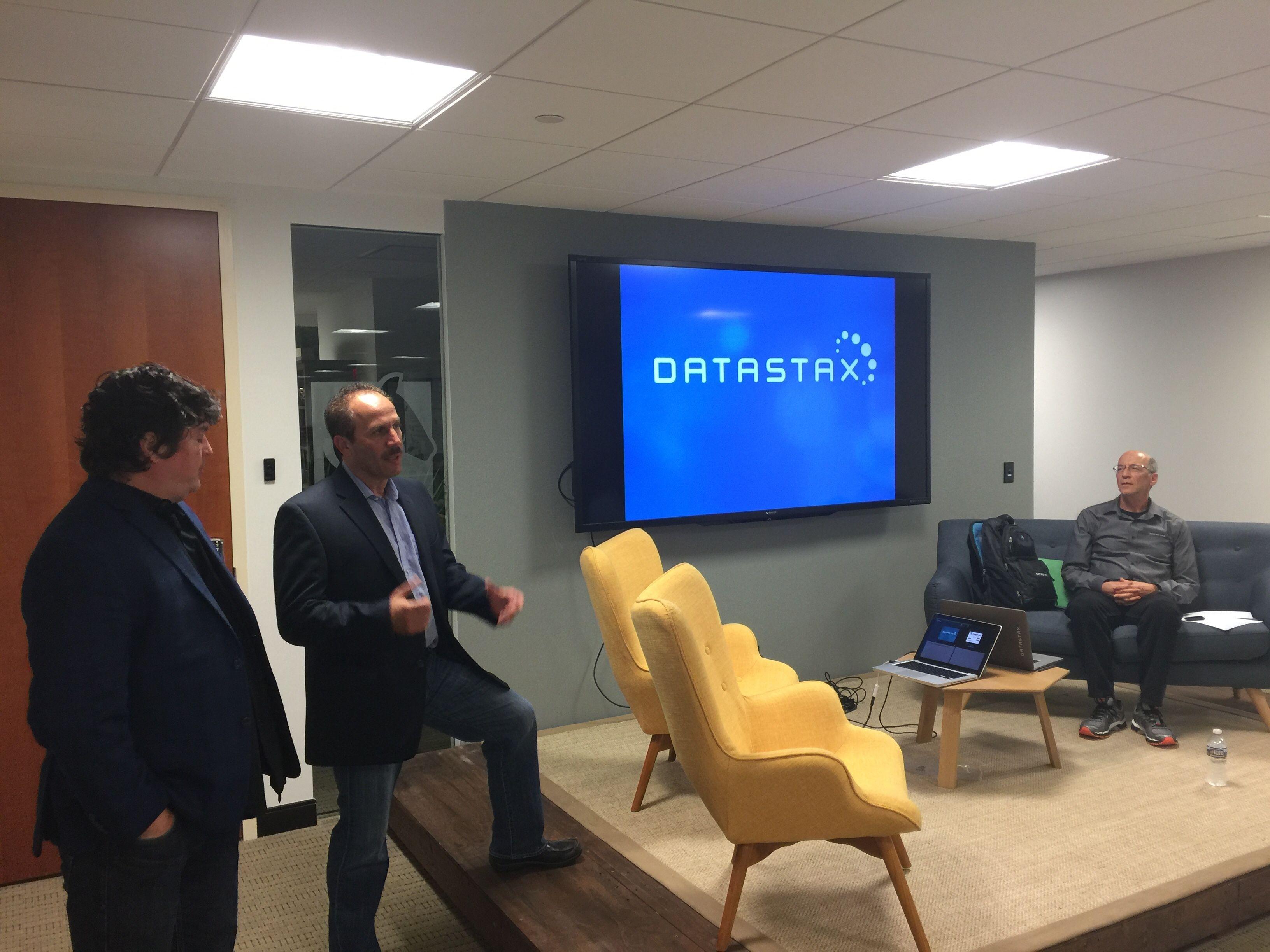Cassandra & DataStax DC Meetup