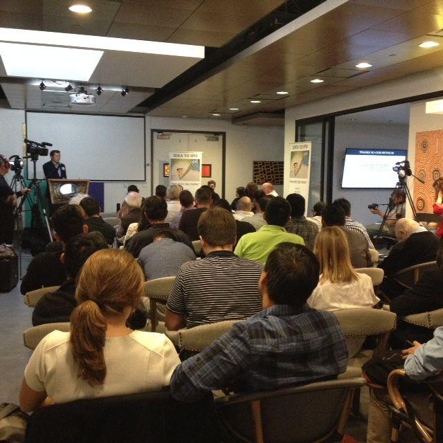 Silicon Valley Startup:   Idea to IPO