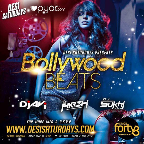 Desi Saturdays Night Party 2016 Featuring DJ Harsh & DJ Amit