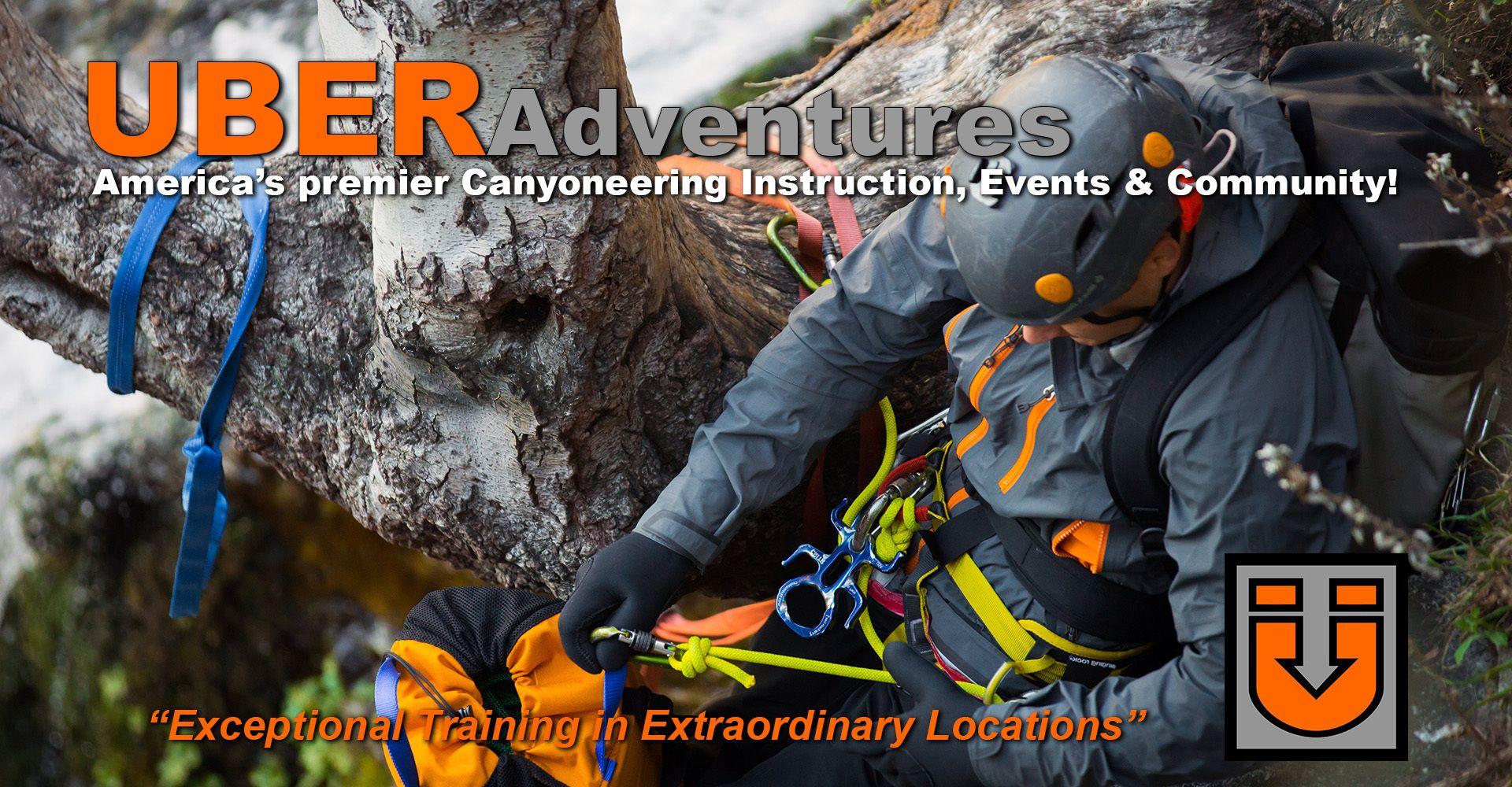 Bay Area Canyoneering