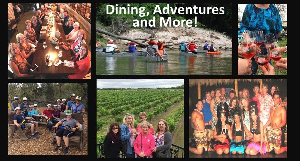 Dining, Adventures and More