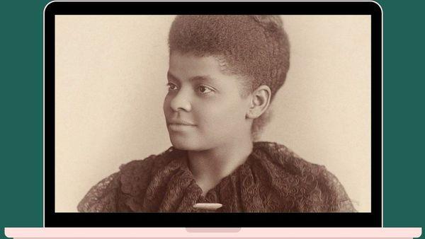 Semi-Colon Book Club: Ida B Wells: A Passion for Justice Documentary