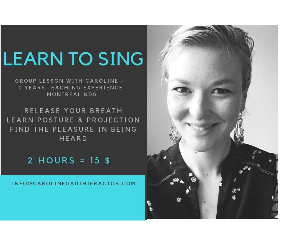 Group Singing Lessons for Beginners