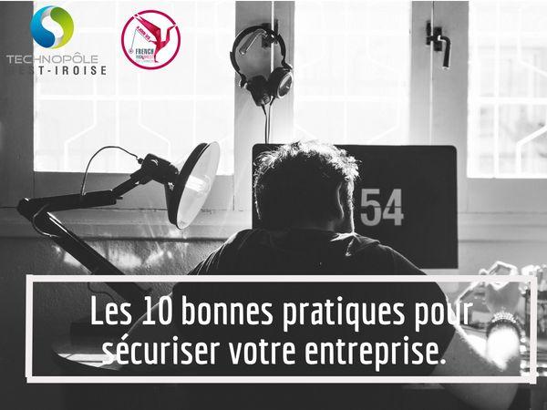 Cybersécurité, comment maîtriser les risques au sein de son entreprise ? @ La Cantine numérique Brest | Brest | Bretagne | France
