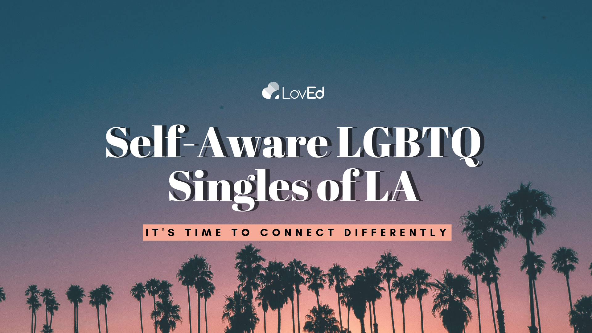 Self-Aware LGBTQ Singles of LA