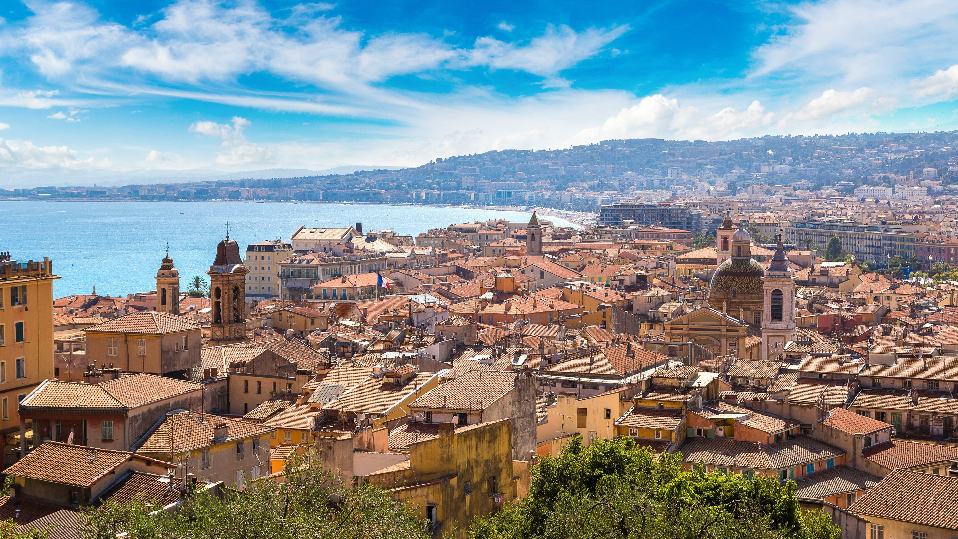 Free Nice Walking Tour around Nice Old Town & Castle Hill