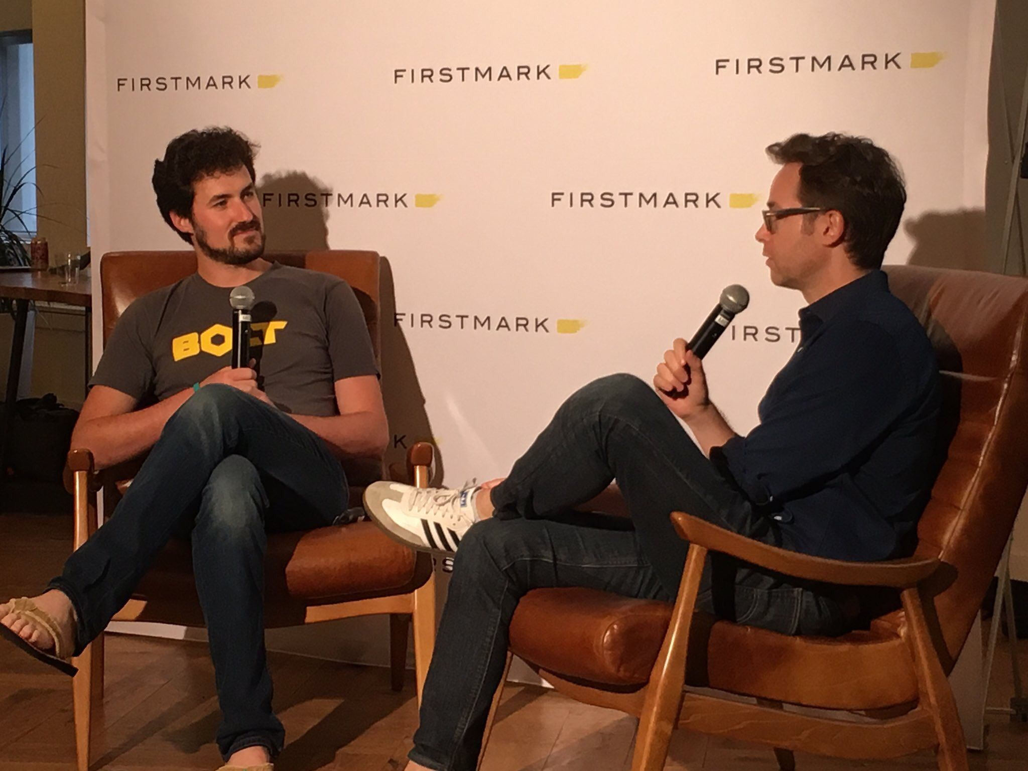 Frontier Tech: Robots, Drones & More [FirstMark's Hardwired]