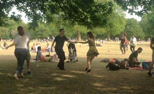 London Free Swing
