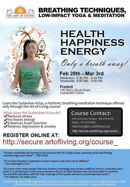 Photos - Art of Living Meditation, Yoga & Spiritual ...