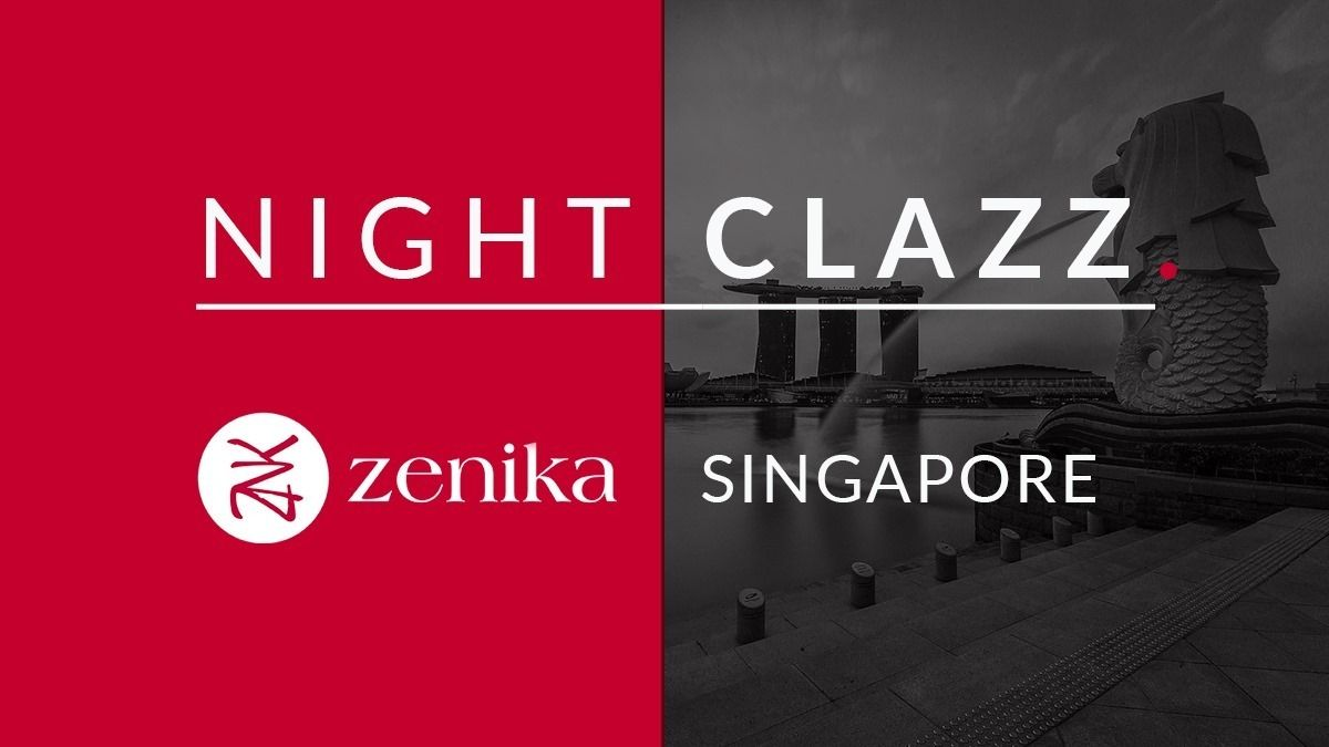 NightClazz by Zenika Singapore