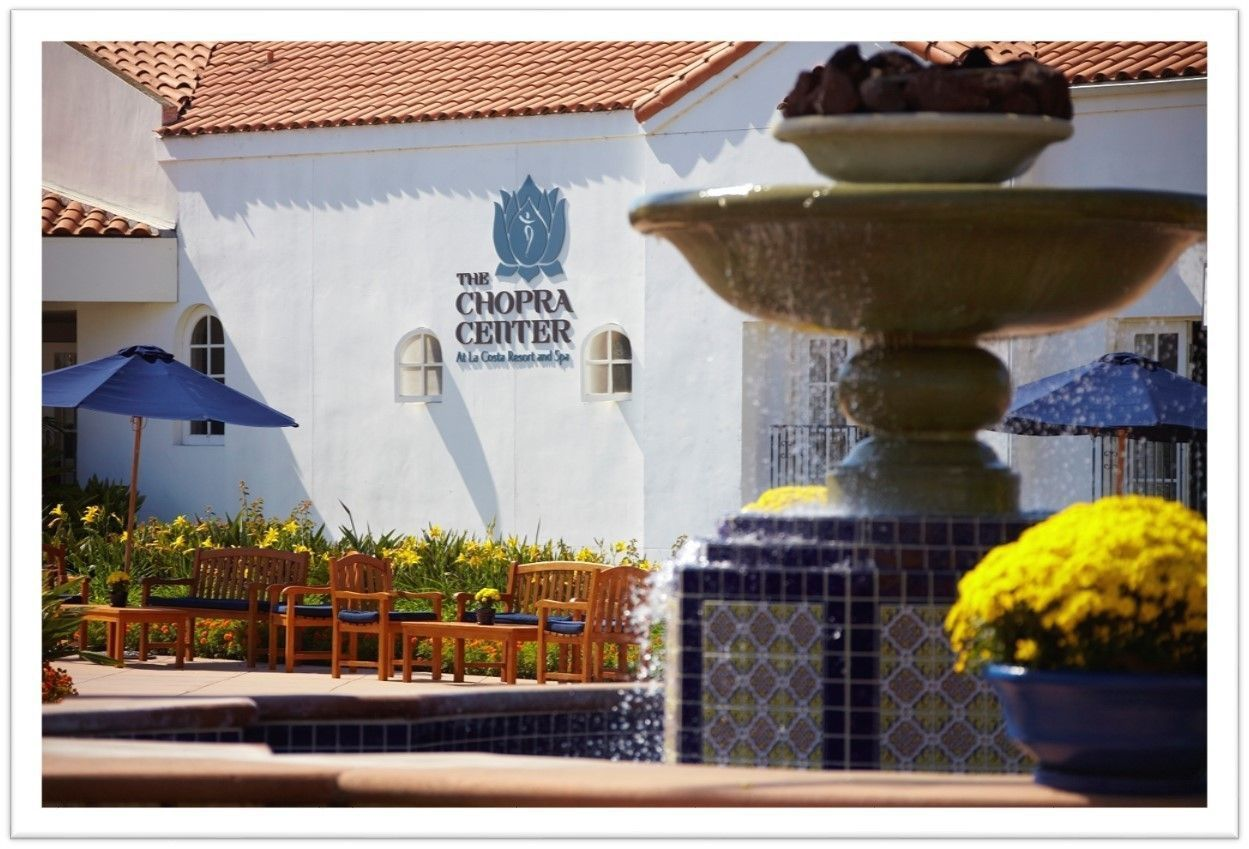 Conscious Living Sessions at the Chopra Center