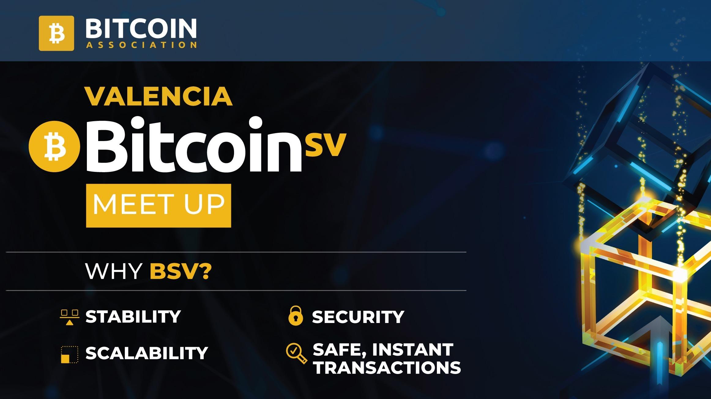 Bitcoin SV Valencia